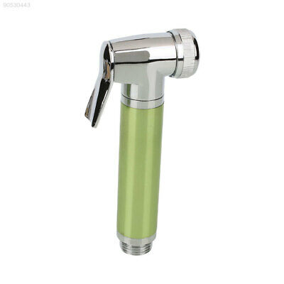 7ACE Stainless Steel Handheld Diapers Sprayer Shower Alloy Hose Home Holder