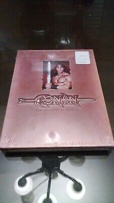 Conan: The Complete Quest (DVD, 2004) New Sealed