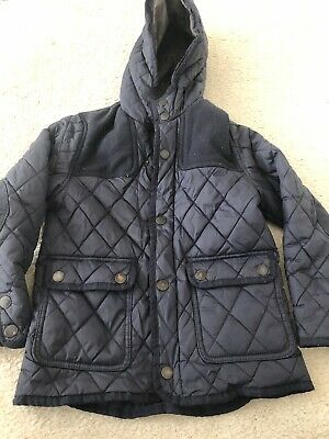 f8fb4033a8b2 J CREW CREWCUTS Boys Sussex Quilted Jacket Navy Boys 8 -  23.74 ...
