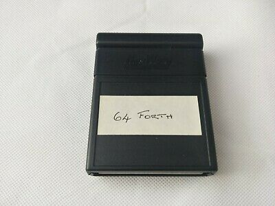 Vintage Commodore 64 - 64 FORTH Software Cartridge - HESWARE - TESTED