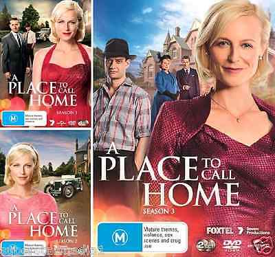 A Place To Call Home - Season 1, 2 & 3 : NEW DVD
