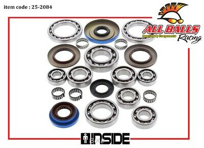 25-2084 Cuscinetti Paraoli Differenziale Post. Polaris Sportsman X2 700 Efi 2008