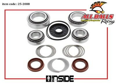 25-2088 Kit Cuscinetti E Paraoli Differenziale Post. Polaris Rzr 800 2008 > 2009