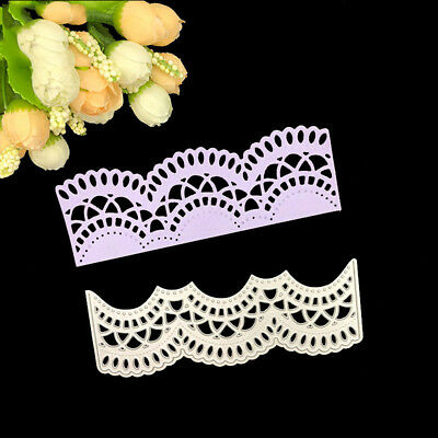 Embossing Lace Paper Craft Scrapbooking Card Cutting For Dies Dies Stencil Metal