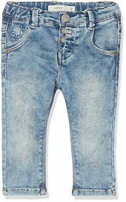 Name It Baby Boys Nbmsofus Dnmclas 1159 Pant Noos Jeans, Light Blue Denim, 68
