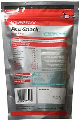 Acti-Snack Fruit and Nut Power Pack, 200g