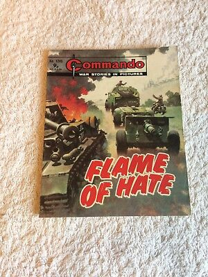 High Grade Commando Comic Number 1245 VFC