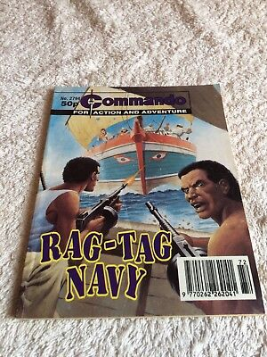 High Grade Commando Comic Number 2794 VFC