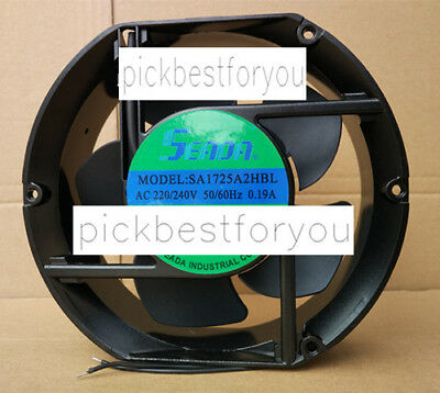SEADA SA1725A2 HBL 220-240V 0.19A 172*150*51mm 2wire cooling fan #M19B QL