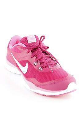 "huge selection of d4eeb 010fb NIKE Basket à lacet ""FlexTR5"" Dames T 41 magenta Chaussures pour femmes"