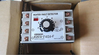 NEW IN BOX OMRON heater detector K2CU-F40A-F #OH19