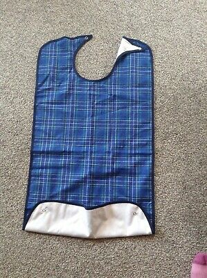 Adult Bib- Food Catcher
