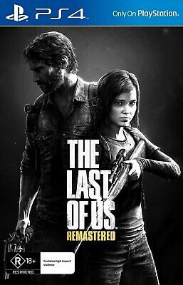 The Last Of Us Remastered- Ps Hits Ps4