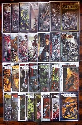 Curse of Spawn #1-29 (complete set) 1996~99 published by Image Comics