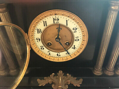 Fine  French Mantel Clock