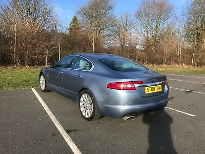 Jaguar XF 2.7 Twin Turbo Diesel Premium Luxury