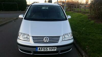 Vw Sharan 1.9 Pd Tdi Se 130 Bhp 7Seats 6Speed Manuel