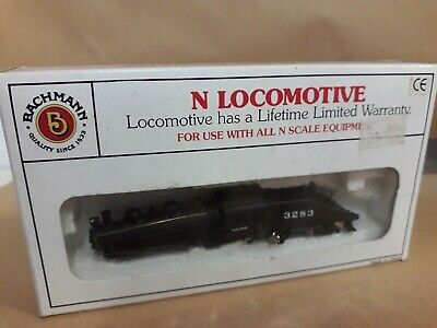 Bachmann N Scale STEAM LOCO USRA 0-6-0 SWITCHER & TENDER NO Motor for spares..