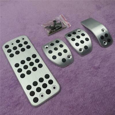 Car Gas Foot Rest Modified Pedal Pad Plate for PEUGEOT