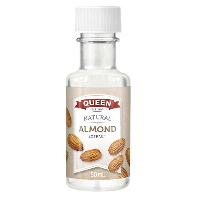 Queen Natural Almond Extract 50mL