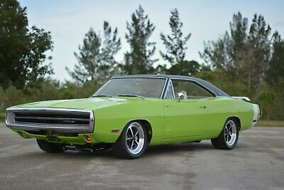 "1970 Dodge Charger  1970 Dodge Charger 500 ""Ultimate Pro-Touring car, $400,000 & 8 yrs. to build"""