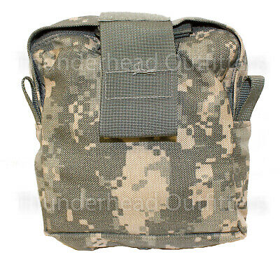 US Army MOLLE ACU External MODULAR MEDICAL POUCH First Aid IFAK VGC