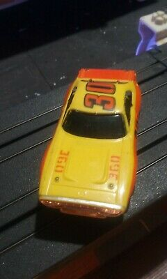 Afx Magnatraction #30 Roadrunner Slot Car -