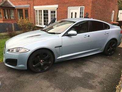 2013 Jaguar XF 2.2 (XFR Replica)