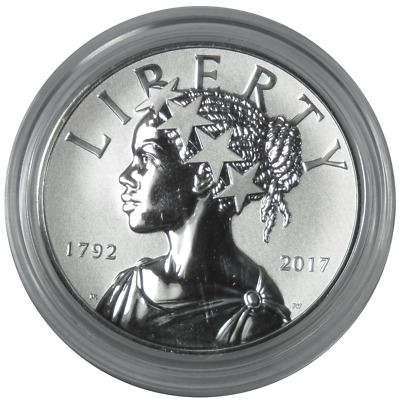 2017-P Reverse Proof 225th Ann. American Liberty Silver Medal 1oz