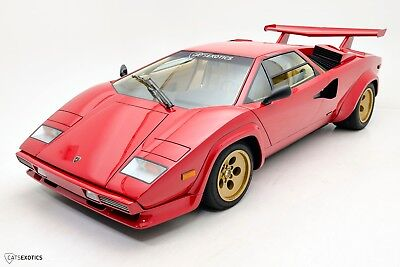 1983 Lamborghini Countach  Two Owners - 1 of 321 Produced - Fresh $7K Service