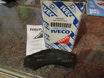 Iveco daily front pad kit