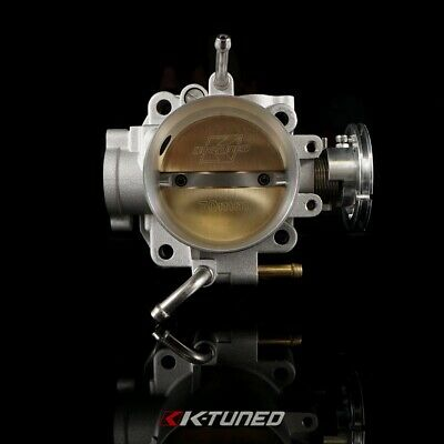 K-Tuned 70Mm Cast Throttle Body B/d/f/h-Series