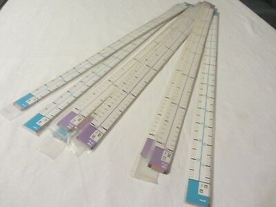Brother Knitleader KL116 Stitch Measure Scales - For Chunky Machines