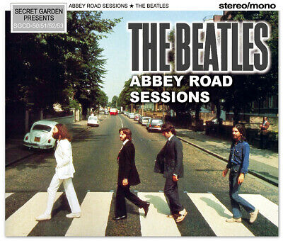 The Beatles Abbey Road Sessions 4Cd