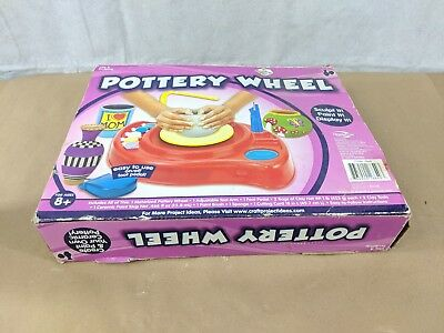 H3 Horizon Pottery Wheel Create & Paint Your Own Ceramic Pottery