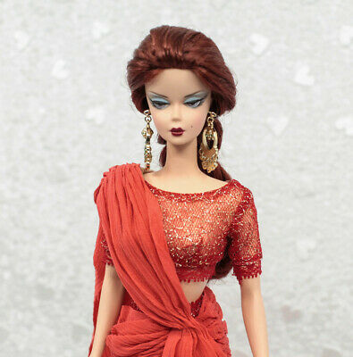 New Outfit Only For Barbie Silkstone Tatyana Fashion Royalty Doll Dress