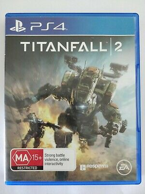 Titanfall 2 - Playstation 4 PS4 - fast free post