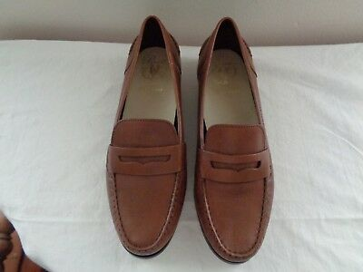 5bcf53d375c29 COLE HAAN PINCH Grand Penny Loafer Men's 9 Burgundy Moc Toe NEW in ...