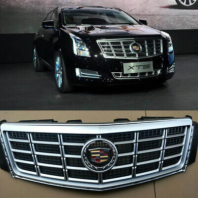 For Cadillac XTS 2013 2014 2015 Car&Auto Front Bumper Upper Grill Grille Cover