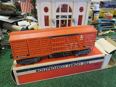 Model Railroads & Trains Helpful Armour Operating Cattle Car 3656 Grade Products According To Quality