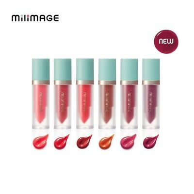 Milimage Water Rising Tint 6 Color K-beauty