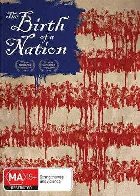 The Birth Of A Nation (DVD, 2017) NEW