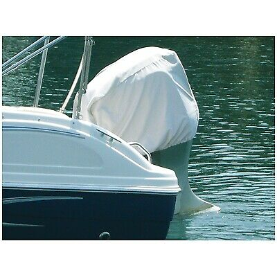 Marpac Tough Guy 7-8025 Gray Outboard Motor Cover 22'' D X 17'' H X 10'' W