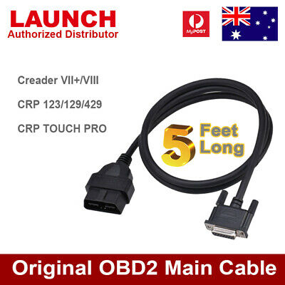 LAUNCH X431 obdii obd2 Main Cable Car Service Diagnostic Scanner Scan Tool