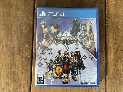 NEW Kingdom Hearts HD II.8 2.8 Final Chapter Prologue PS4 Factory Sealed IN HAND