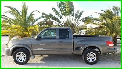 2005 Toyota Tundra ACCESS CAB LIMITED 2005 ACCESS CAB LIMITED Used 4.7L V8 32V Automatic RWD Pickup Truck