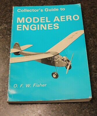 Collector's Guide To Model Aero Engines 132 Page Book