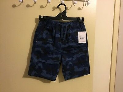 BOYS DRILL SHORTS SIZE 10 New!