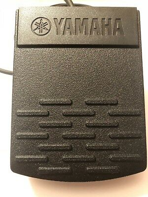 Yamaha Foot Switch Style Sustain Pedal FC5