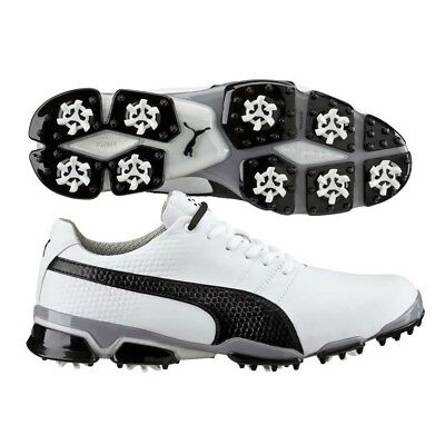 1a434256128 PUMA TITANTOUR IGNITE Premium Disc Men s Golf Shoes Size 12 M MSRP ...